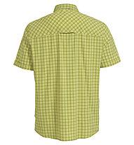 Vaude Seiland II - camicia a maniche corte - uomo, Yellow