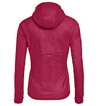 Vaude Sesvenna III - giacca con cappuccio - donna, Dark Pink