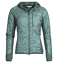 Vaude Sesvenna - giacca con cappuccio - donna, Green