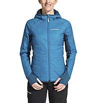 Vaude Sesvenna III - giacca con cappuccio - donna, Light Blue