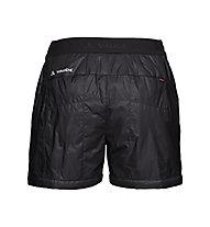 Vaude Sesvenna - pantaloni corti isolanti - donna, Black