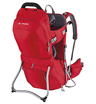 Vaude Shuttle Comfort 25 L, Red
