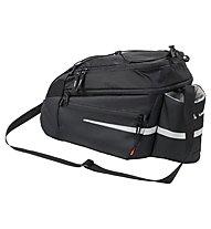 Vaude Silkroad L (i-Rack) - Gepäckträgertasche, Black
