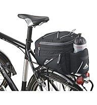 Vaude Silkroad L Fahrradtasche, Black