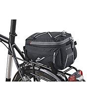 Vaude Silkroad S - Borsa Bici, Black