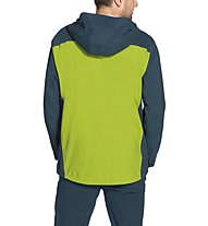 Vaude Simony 2,5 L - giacca hardshell - uomo, Green