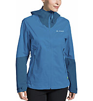 Vaude Simony 2,5L - giacca hardshell - donna, Light Blue