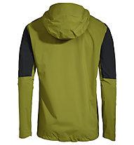 Vaude Simony 2,5L IV - giacca hardshell - uomo, Green/Black