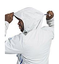 Vaude Simony 2,5L IV - giacca hardshell - uomo, White/Blue