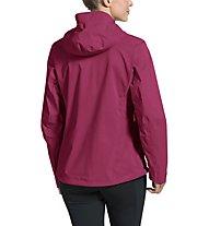 Vaude Simony 2,5L - giacca hardshell - donna, Pink