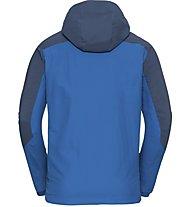 Vaude Skarvan - T-Shirt Bergsport - Herren, Blue