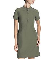Vaude Skomer - vestito - donna, Green