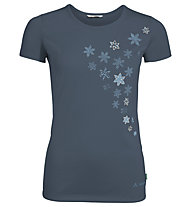 Vaude Skomer Print - T-Shirt - Damen, Grey
