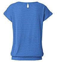 Vaude Skomer II - T-shirt trekking - donna, Light Blue