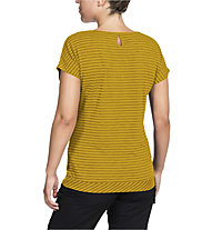 Vaude Skomer II - T-shirt trekking - donna, Yellow