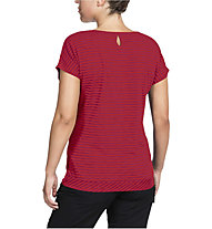 Vaude Skomer II - T-shirt trekking - donna, Red