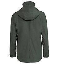 Vaude Skommer 3in1 - giacca con cappuccio - donna, Green/Light Green