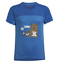 Vaude Solaro II - T-Shirt - Kinder, Blue