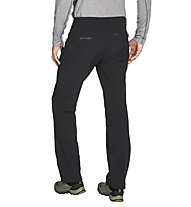 Vaude Strathcona Warm - pantaloni softshell - uomo, Black