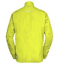 Vaude Strone - giacca bici - uomo, Yellow