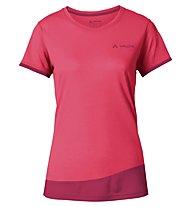 Vaude Sveit - T-Shirt Bergsport - Damen, Pink/Purple
