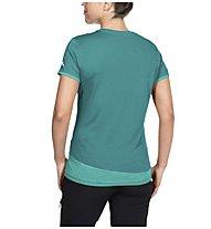 Vaude Sveit - T-Shirt Bergsport - Damen, Green/Light Green