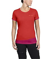 Vaude Sveit - T-Shirt Bergsport - Damen, Red/Pink