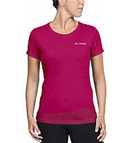 Vaude Sveit - T-Shirt Bergsport - Damen, Dark Pink