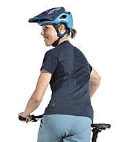 Vaude Tamaro Shirt III - Radtrikot MTB - Damen, Blue