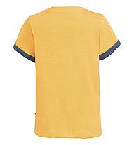Vaude Tammar II - T-Shirt Wandern - Jungen, Yellow