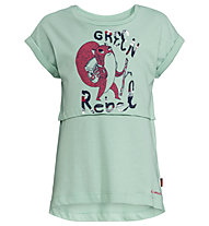 Vaude Tammar II - T-shirt - bambina, Green