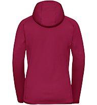 Vaude Tekoa Fleece - giacca in pile - donna, Red