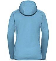 Vaude Tekoa Fleece - giacca in pile - donna, Light Blue