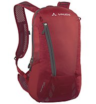 Vaude Trail Light 12 - Zaino bici, Red