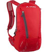 Vaude Trail Light 12 Radrucksack, Red