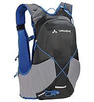 Vaude Trail Spacer 8 - Hiking-Mountainbikerucksack, Grey/Blue