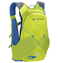 Vaude Trail Spacer 8 - Hiking-Mountainbikerucksack, Yellow/Blue