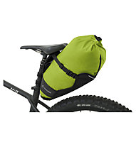Vaude Trailsaddle - Satteltasche Bikepacking, Black/Green