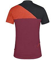 Vaude Tremalzo IV - maglia bici - uomo, Red/Red