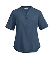 Vaude Turifo Shirt II - Bluse Bike - Damen, Blue