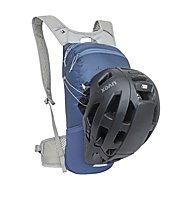 Vaude Uphill 12 LW - zaino bici, Blue