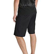 Vaude Virt Shorts - pantaloncino - uomo, Black