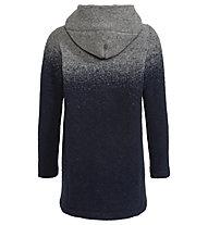 Vaude Vösteras Coat III - Kapuzenjacke - Damen, Grey