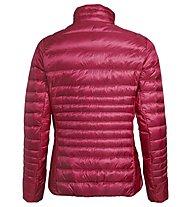 Vaude W Kabru Light IV - giacca piumino - donna, Red