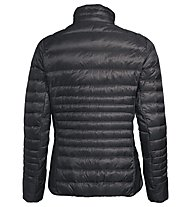 Vaude W Kabru Light IV - giacca piumino - donna, Dark Grey