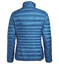 Vaude W Kabru Light IV - giacca piumino - donna, Light Blue