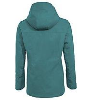 Vaude W Miskanti 3in1 Jkt II - giacca trekking - donna, Green