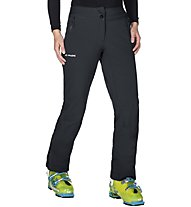 Vaude W Montafon Pants Damen Softshellhose, Black