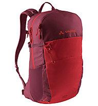 Vaude Wizard 18+4 - zaino escursionismo, Red