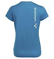 Vaude W Brand - T-shirt - donna, Blue